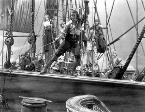 Capitaine Blood © Warner Bros