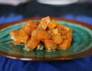 Salade de carottes au cumin