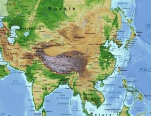 L'Asie, continent des tigres