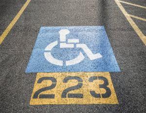 Carte de priorité pour personnes handicapées