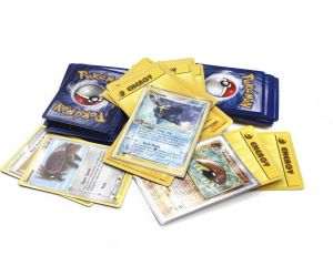 Que faire de vos vieilles cartes pokémon ?