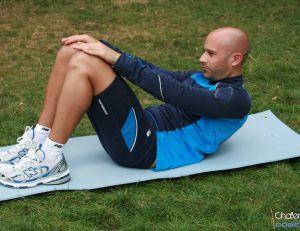 Muscler ses abdominaux : la partie haute du grand droit