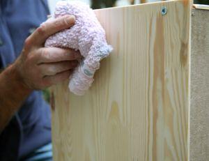 C ruser un meuble en bois - Ceruser un meuble en pin ...