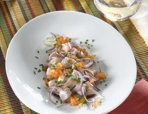 Ceviche de poissons