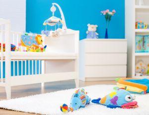 Chambre de bébé terminée