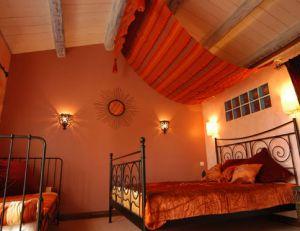 Chambre marocaine cr er une chambre marocaine for Chambre coloree adulte