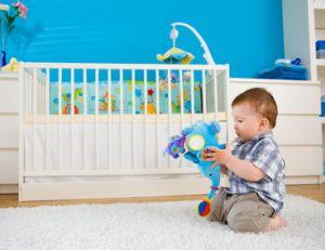 Chambre bébé : préparer la chambre idéale pour bébé