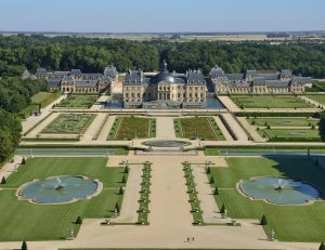Découvrir le château de Vaux-le-Vicomte en famille