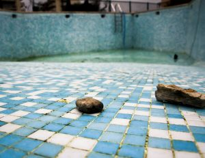 Choisir un carrelage piscine © Franck Michel / Flickr
