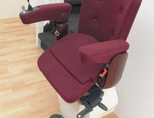 Choisir une chaise monte-escalier © Freelift monte-escalier Confort / Flickr