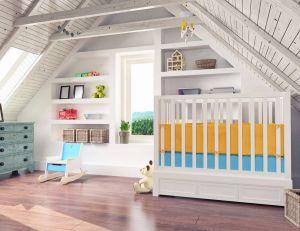 Choisir des meubles écologiques pour une chambre d'enfant/ iStock.com - Imaginima