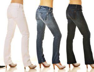 Quel jean choisir pour mettre vos jambes en valeur ?