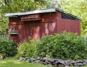 Choisir la toiture de son abri de jardin
