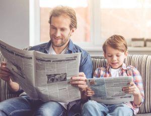 Choisir les meilleurs abonnements presse pour ses enfants / iStock.com -GeorgeRudy