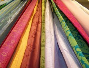 Choisir un tissu de rideau