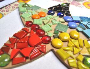 Choisir les couleurs pour sa mosaïque