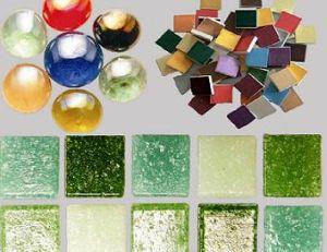 Choisir les tesselles pour sa mosaïque