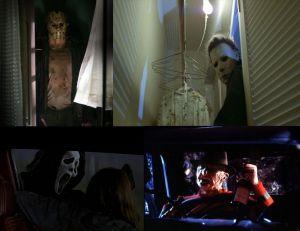 Les meilleurs slashers © Universal Pictures - Paramount Pictures - New Line Cinema - Dimension Films