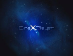 CineXPlayer © CineXPlayer
