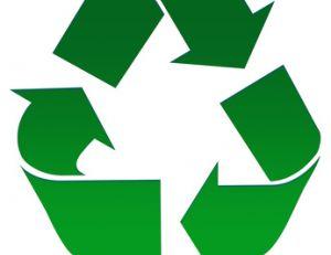 Code de recyclage : cercle de Möbius