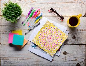 Tout savoir sur le coloriage pour adultes, le nouveau loisir des grands !