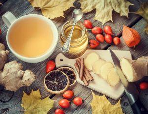 Combattre le rhume et la grippe par l'alimentation