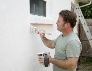 Calculer la quantité de peinture nécessaire