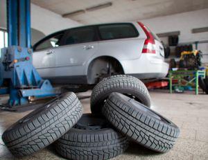 Faire réparer un pneu