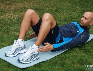 Muscler ses abdominaux: la deuxième étape