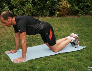 Muscler les adducteurs des jambes: retour à la position de départ