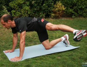 Muscler les adducteurs des jambes: la position suivante