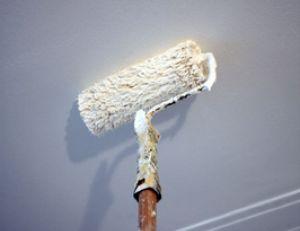 Peindre un plafond - Sous couche acrylique ou glycero ...