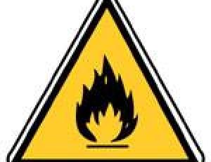 Symbole risque d'explosion
