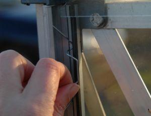 Clipser les vitres