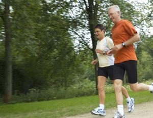 Course à pied: l'échauffement