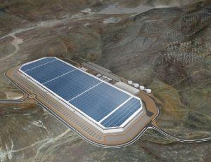 Tesla a inauguré sa nouvelle usine Gigafactory, vendredi dernier dans le désert du Nevada.