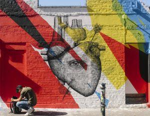 découvrez l'histoire du street art