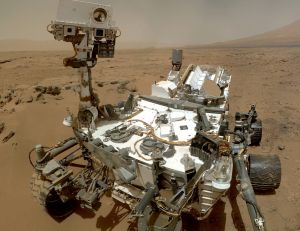 Curiosity ne pourra pas examiner l'eau présente sur Mars, car il risquerait de la contaminer