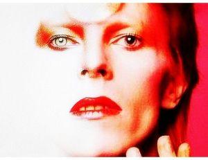 David Bowie - copyright Stephen Luff / Flickr CC.
