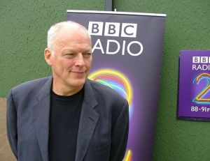 David Gilmour en 2006 - copyright wikimedia commons / Andy MacLarty