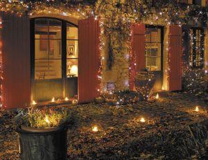 Décorez votre jardin pour Noël