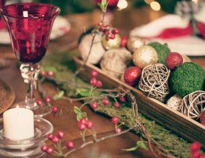Faire une décoration de Noël