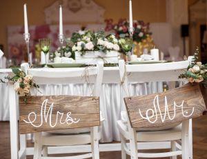 Conseils pour louer sa décoration de mariage