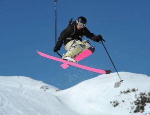 Découvrir le ski freestyle