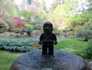 Des Lego Ninjago se cacheront dans cinq villes de France, samedi 4 avril à 10h - copyright wiredforlego / Flickr CC.