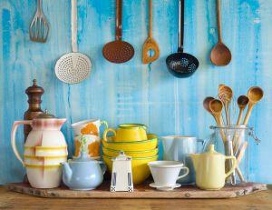 Des objets de cuisine oubliés à mettre dans sa salle à manger