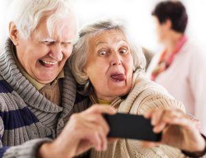 Des produits high-tech pour les seniors, c'est possible !