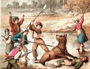 Les loups et les Hommes