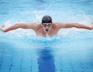 Différents types de nage