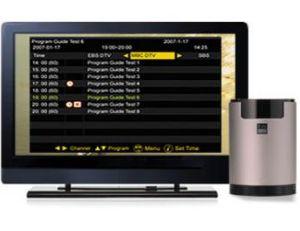 Connecter un disque dur multimédia à sa télé
